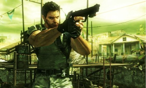 Resident Evil: The Mercenaries 3D - Screenshot