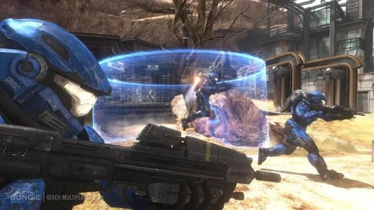 Halo: Reach - Multiplayer-Beta