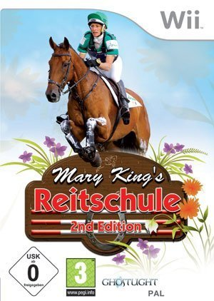 Mary King's Reitschule - 2nd Edition: Packshot Wii