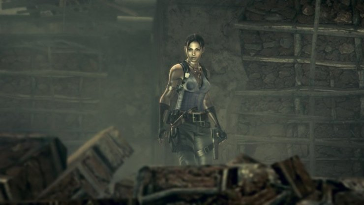 Resident Evil 5: Neue Partnerin Sheva Alomar