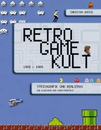 Retro Game Kult - Cover