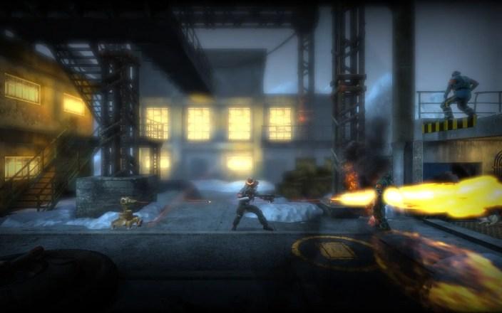 Rush'N Attack Ex-Patriot - Screenshot