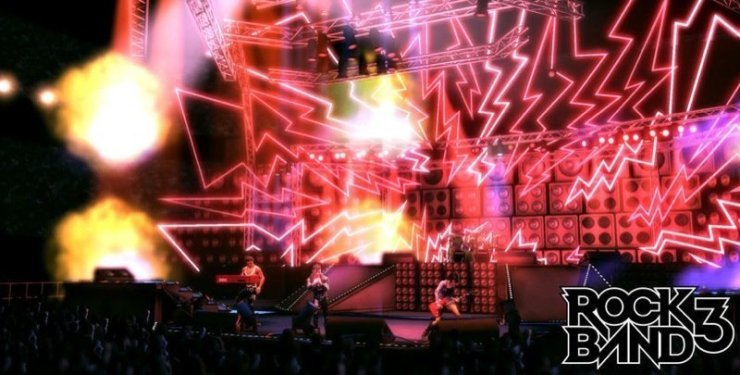 Rock Band 3 - Screenshot