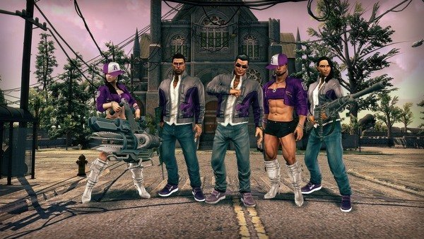 Saints Row 4: GAT V DLC