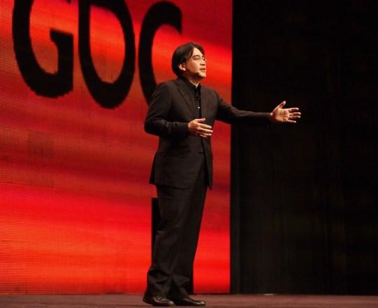 Satoru Iwata, Foto: GDC via Wikimedia (CC BY-SA 2.0).
