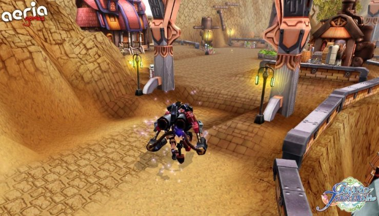 Grand Fantasia Screenshot
