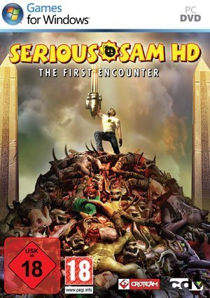 Serious Sam HD - Cover PC