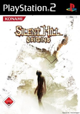 Silent Hill: Origins - Packshot PS2