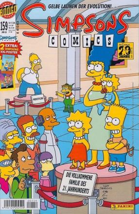 Simpsons Comics #159