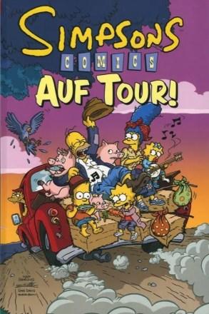 Simpsons Comics Sonderband #18 - Auf Tour!