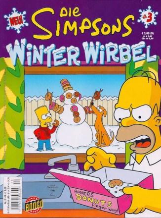 Simpsons Winter Wirbel #3