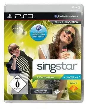 SingStar Chartbreaker - Packshot PS3