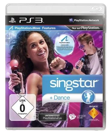 SingStar Dance - Cover PS3