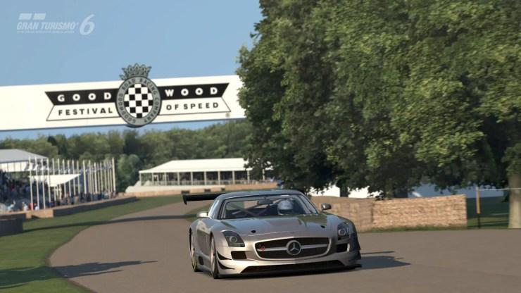 Gran Turismo 6: Mercedes SLS AMG GT3