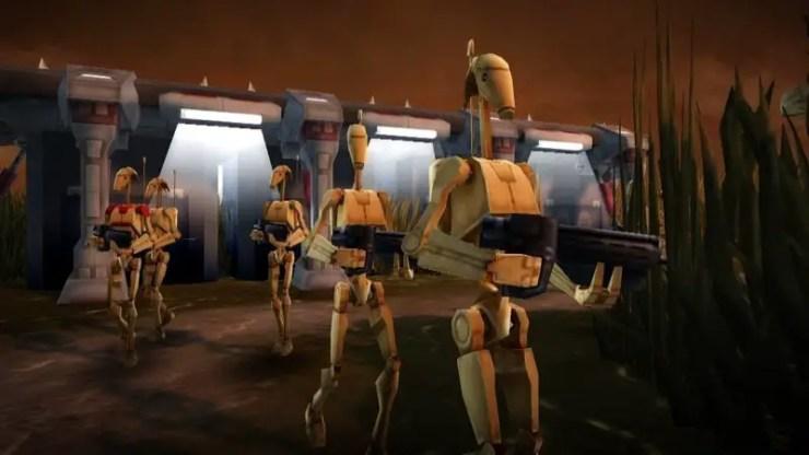 Star Wars: Clone Wars Adventures - Screenshot