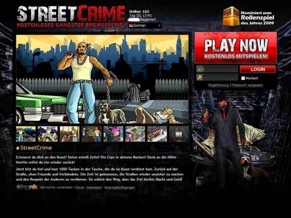 Street Crime - Screenshot