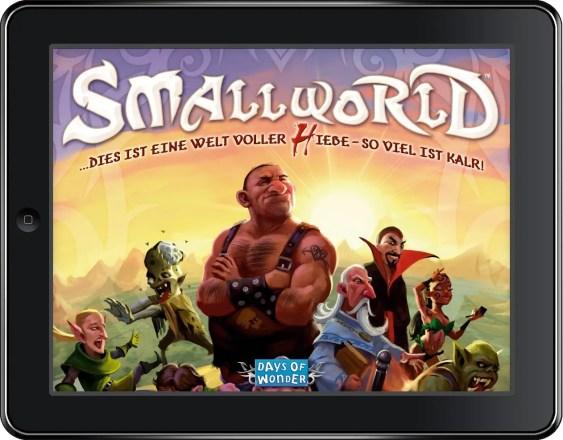 Small World - iPad