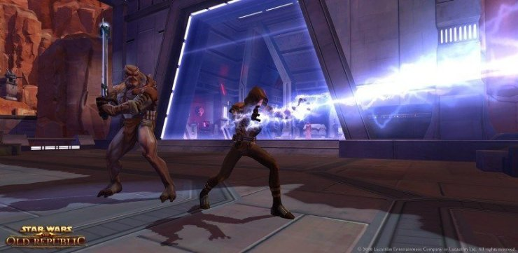 Star Wars The Old Republic - Screenshot