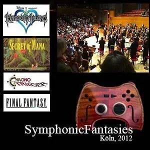 Symphonic Fantasies 2012