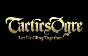Tactics Ogre: Let Us Cling Together - Logo