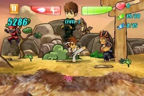 Tap-Fu - Screenshot