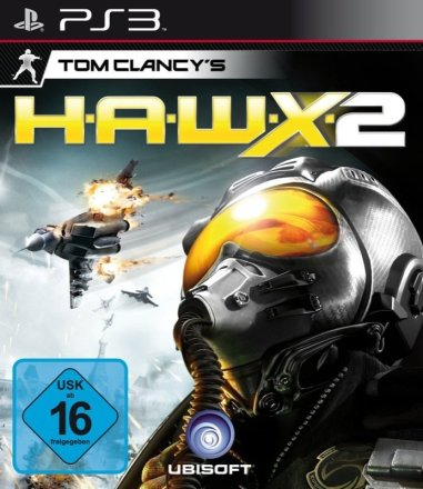 Tom Clancy's H.A.W.X. 2 - Cover PS3