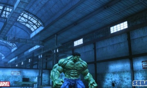 The incredible HULK wie man ihn kennt