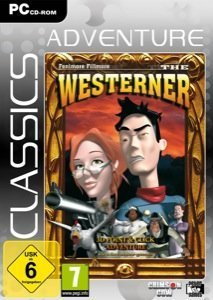 The Westerner - Classics Edition Cover PC