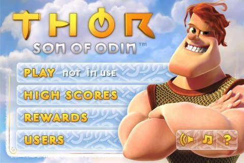 Thor - iPhone-Screenshot