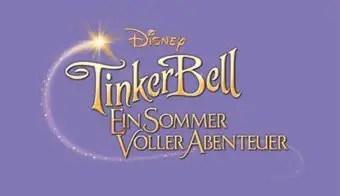 Disney Tinkerbell: Ein Sommer voller Abenteuer - Logo