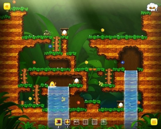 Screenshot zu Toki Tori