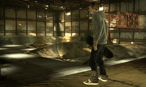Tony Hawk's Pro Skater HD - Screenshot