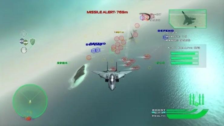 Top Gun - Screenshot