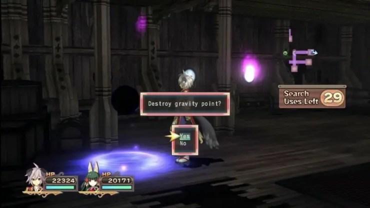Trinity Universe - Screenshot
