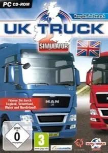 UK Truck Simulator - Cover PC