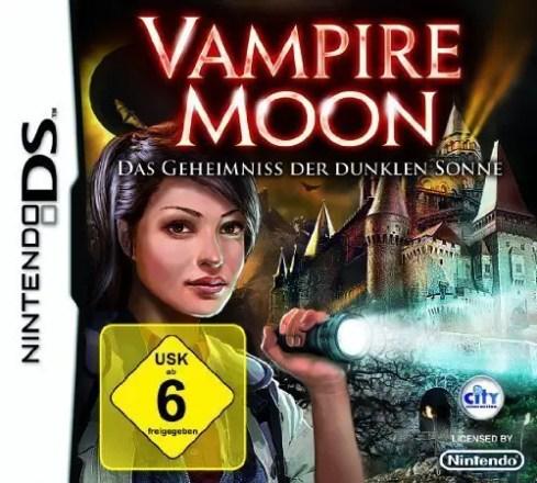 Vampire Moon: Das Geheimnis der dunklen Sonne - Cover NDS