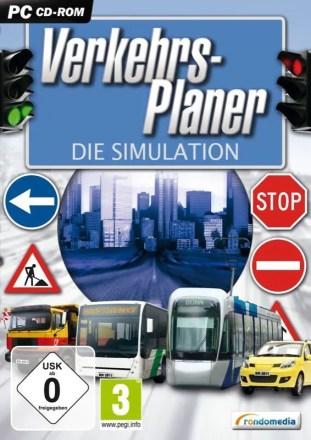 Verkehrsplaner: Die Simulation - Cover PC