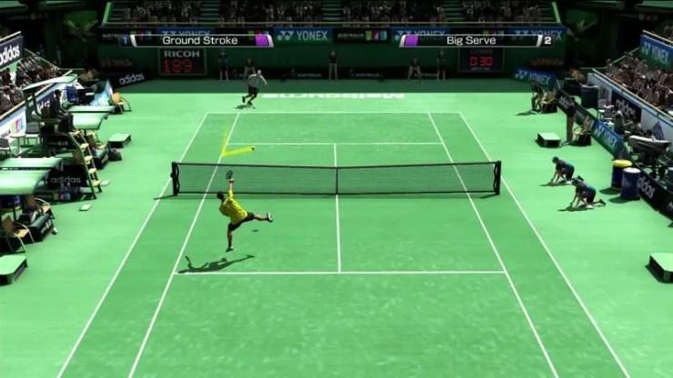 Virtua Tennis 4 - Screenshot