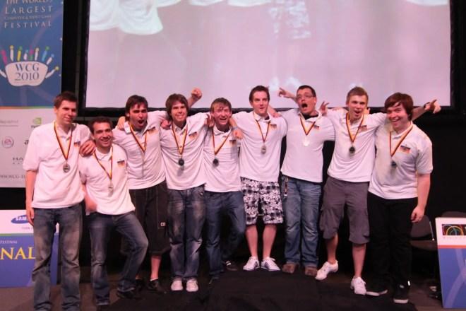 World Cyber Games National Final 2010: Die Sieger in Leipzig
