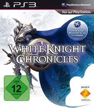 White Knight Chronicles - Packshot PS3