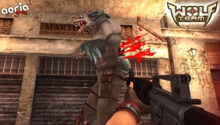 Wolf Team - Screenshot