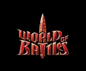 World of Battles - Logo
