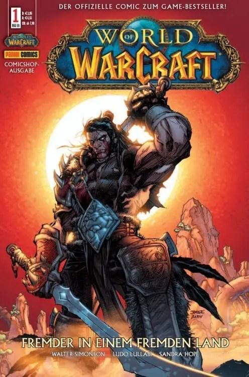 World of WarCraft Comic #1: Fremder in einem fremden Land