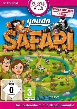 Youda Safari - Cover PC
