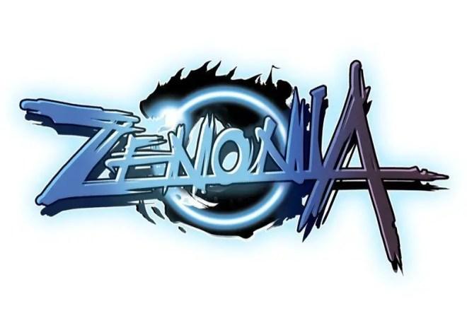Zenonia - Logo