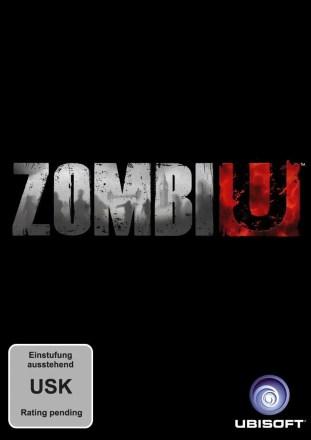 ZombiU - Cover Wii U