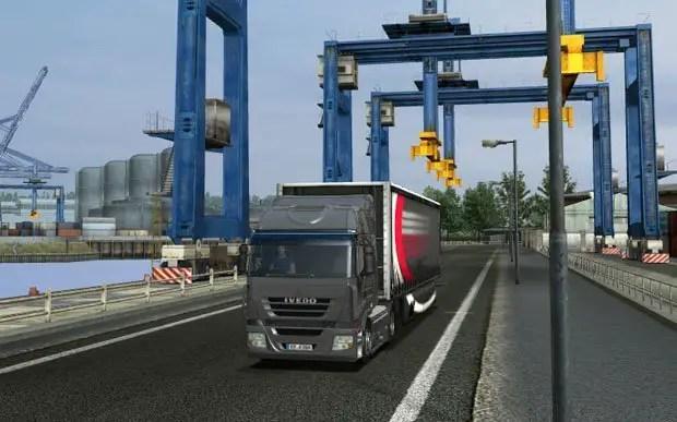 UK Truck Simulator - Screenshot