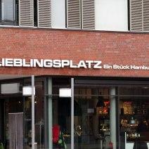 Schöner Caféname.
