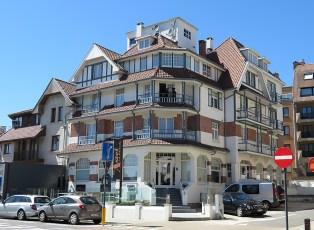 Das Hotel Astel, ziemlich frisch und sehr liebevoll renoviert, eine echte Empfehlung.