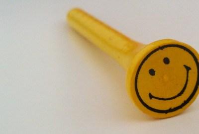Anti? Quatsch – happy!
